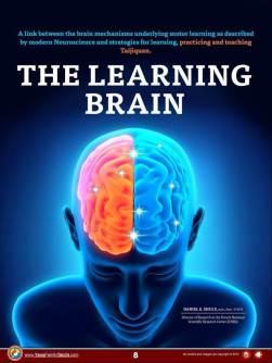 Cerebro que aprende material mini